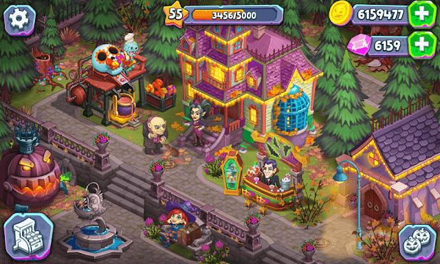 Monster Farm v1.52 Mod, Free Shopping