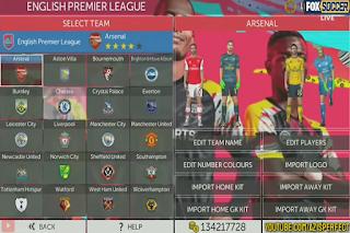 Anda jangan lupa untuk Unduh juga file  Download FTS MOD FIFA 20 Ultimate by Azizperfect
