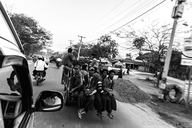 Magwe - Myanmar Birmanie