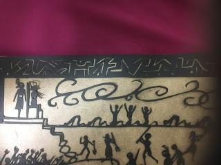 影織の切絵壁画⑰