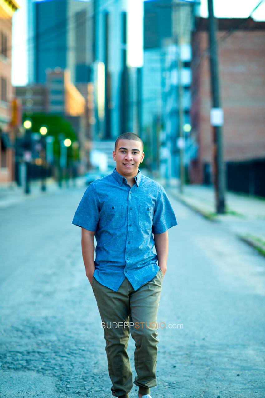 Detroit high school Senior Pictures - Sudeep Studio.com
