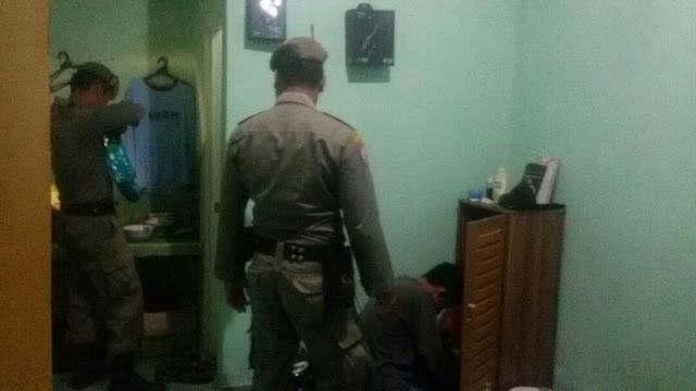 Polisi dan Pol PP Mulai Sisir Kosan