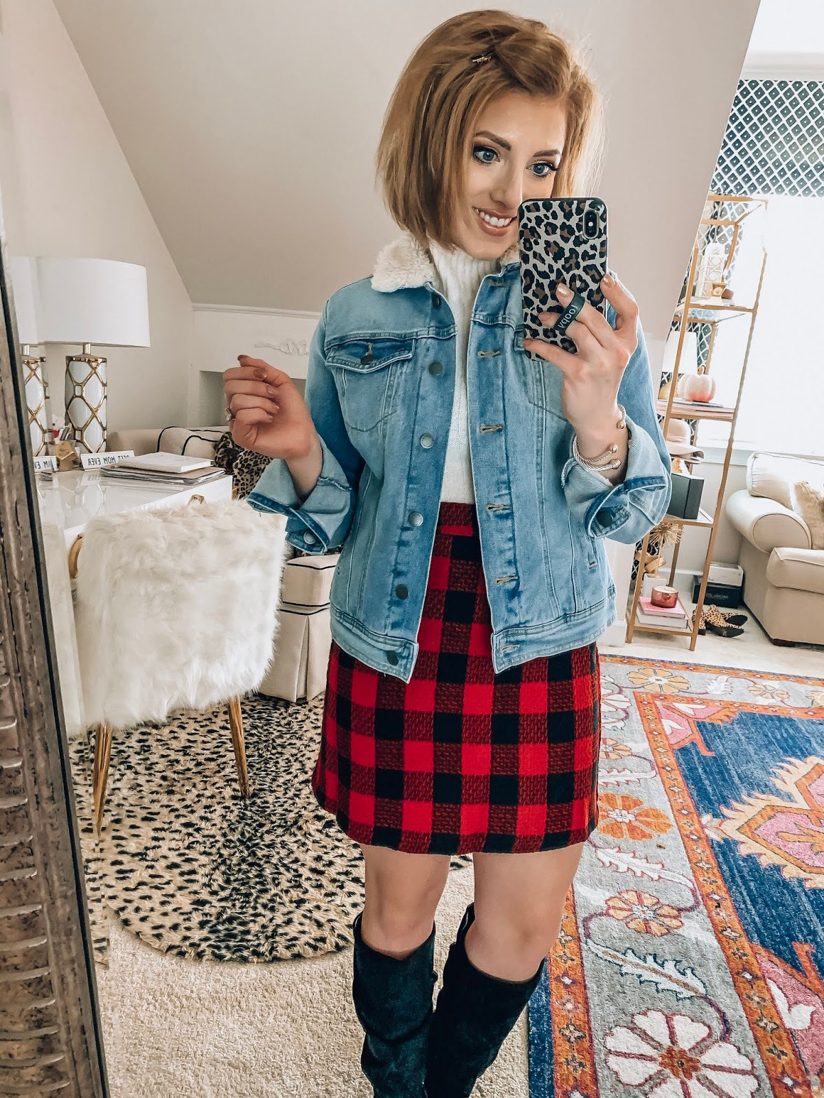 Recent Amazon Finds: Plaid, Festive Finds & More!  - Something Delightful Blog