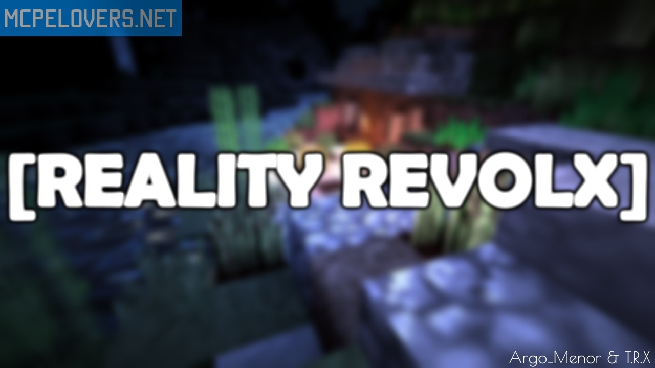 Download Reality Revolx Shader v2.2