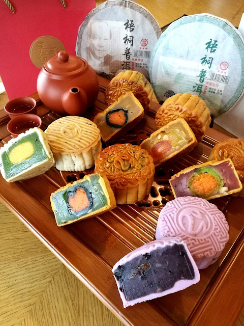 Mooncakes Galore At Resorts World Genting Malaysian Foodie