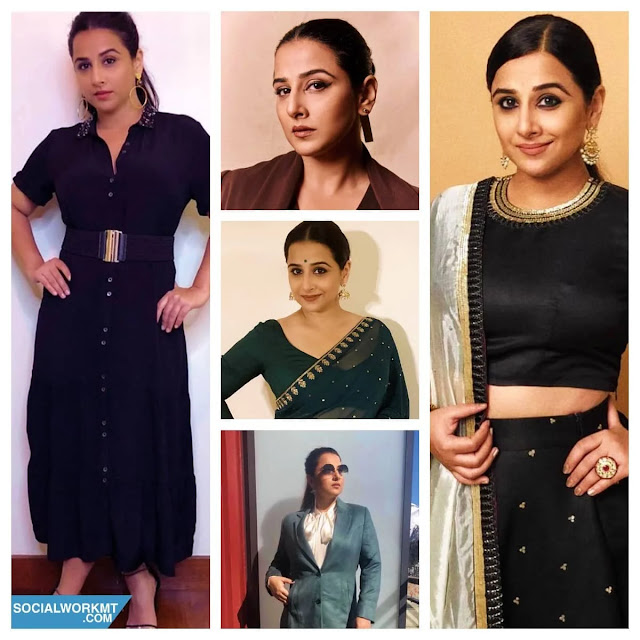 5 styling tips each breathtaking young lady should take from Vidya Balan