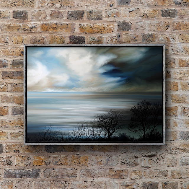 Night and Day art, Mark Taylor, Beechhouse media, landscape artist,