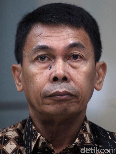 Pimpinan KPK Nawawi soal Sosok Komjen Listyo Sigit: Luar Biasa Tenang