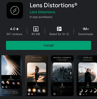 Apps Lens Distortions® 4.0.3 Apk Premium Full Subscribed Terbaru