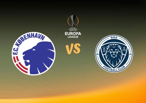 FC Copenhague vs Riga  Resumen