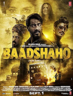 Baadshaho (2017) Full Movie Download 720p Full HD