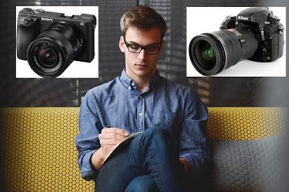 Tahun 2018 Beli Kamera DSLR atau Mirrorless