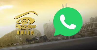 Bbnaija Whatsapp group link