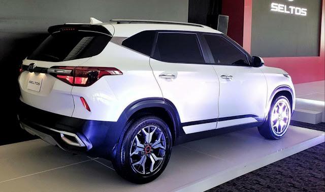 Kia SELTOS 2019 , Upcoming car by Kia motors Pvt Ltd