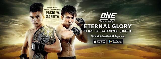 ONE Championship: Joshua Pacio vs. Yosuke Saruta (Full Fight Replay) - January 19, 2019