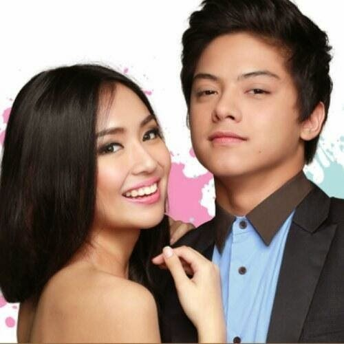 Kathryn and Daniel KathNiel