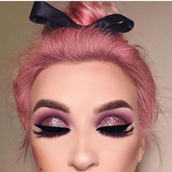 18 cosméticos recomendados para maquillaje con purpurina o glitter | Consejos y precauciones para principiantes - BY : QUEEN 11 : 11