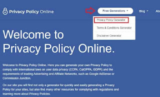 cara_membuat_sitemap_privacy_policy