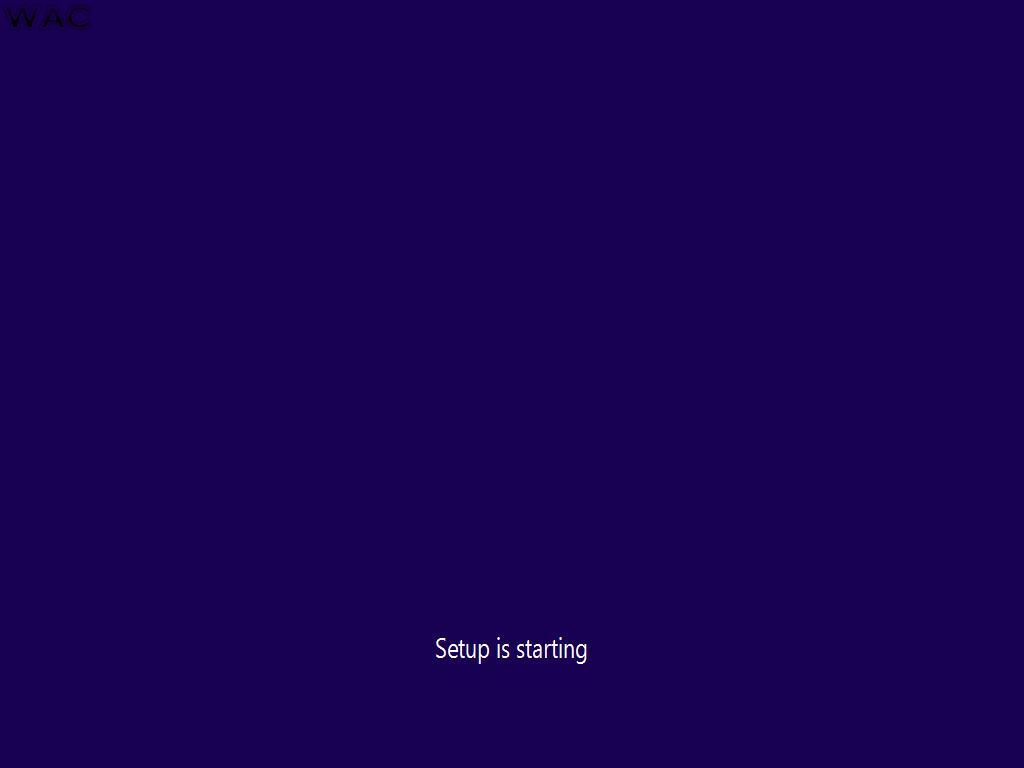 Hướng dẫn thay đổi hình nền cài đặt trong bộ cài Windows 10