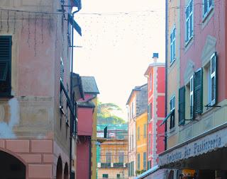 Una tarde en Portofino, Italia.