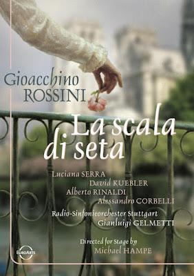 Rossini La Scala Di Seta 2006 DVD R1 NTSC Sub