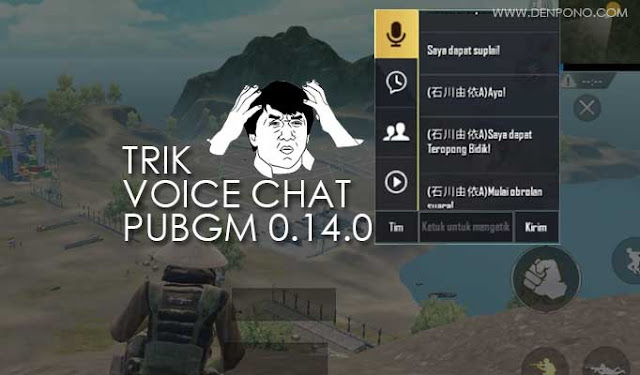 √ Trik Quick Chat Pubg Mobile 0.1.4.0 Terbaru
