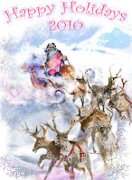 2010 Holiday Card