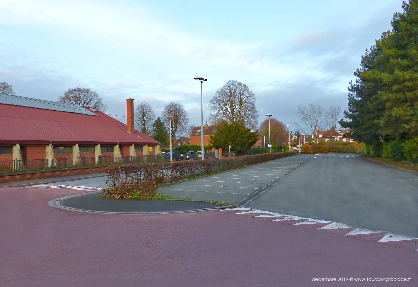 Parking public Tourcoing - Rue de Linselles