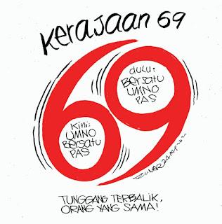 #KERAJAAN 69