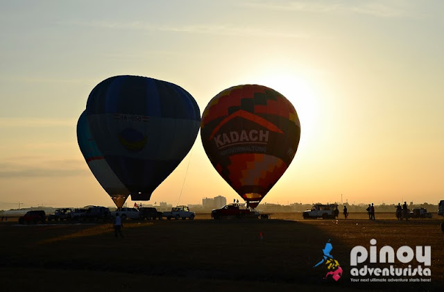Hot Air Balloon Fiesta 2015 Clark Pampanga