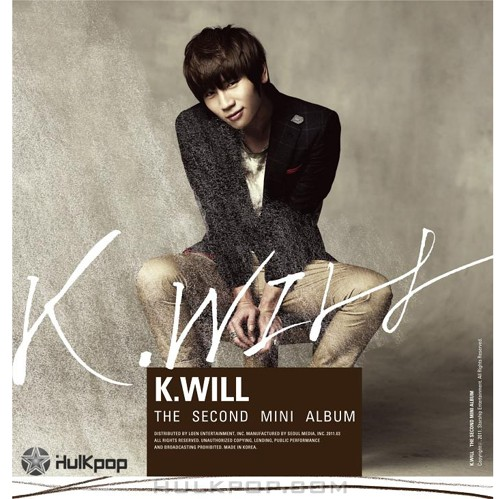 K.Will – My Heart Is Beating – EP (FLAC)