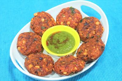 Gujarati Dal Vada