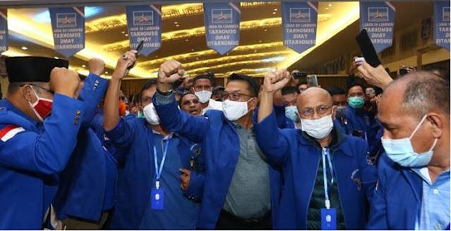 Moeldoko Disebut Terjebak Desain Konflik SBY gegara Syahwat Politik 2024