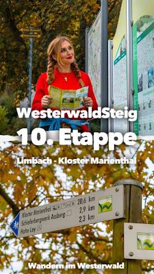 WesterwaldSteig 10. Etappe Limbach - Kloster Marienthal  Kroppacher Schweiz und Schieferbergwerk Assberg 21