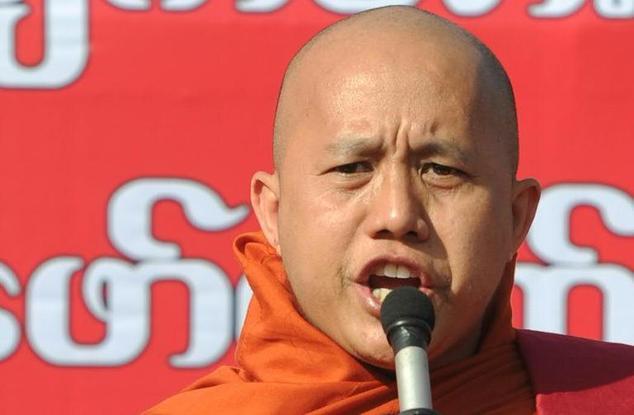 "Dengan Sombongnya, Wirathu ""Teroris Berbaju Biksu"", Ancam Muslim Aceh"