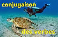 تصريف الافعال في اللغة الفرنسية