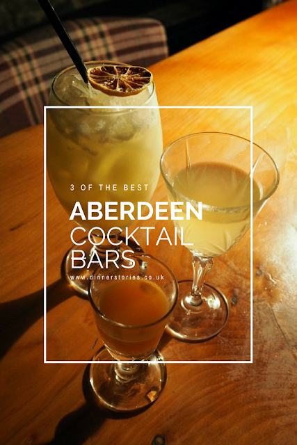 3 Best Cocktail Bars in Aberdeen