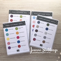 Jo's Stamping Spot - Stampin' Write Marker Clear-Mount Inserts for Stampin' Up! organization