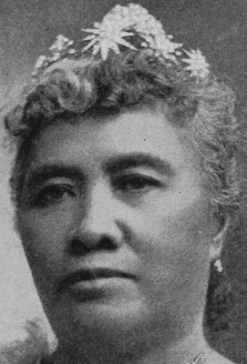 diamond star tiara hawaii queen liliuokalani lili'oukalani