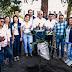 """Alcaldía y CRC unen esfuerzos en la campaña """"Sembrar para Vivir""""."""