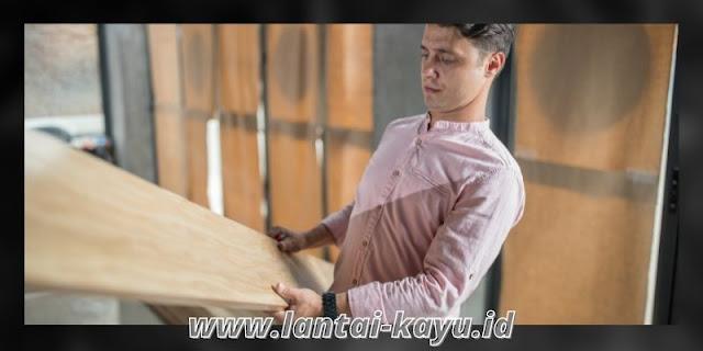 tips menciptakan rumah yang sehat - menggunakan lantai kayu