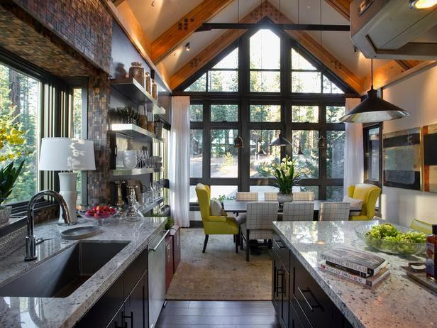 Modern Furniture: HGTV Dream Home 2014 : Kitchen Pictures