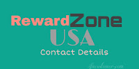 Reward Zone USA Contact Phone Number