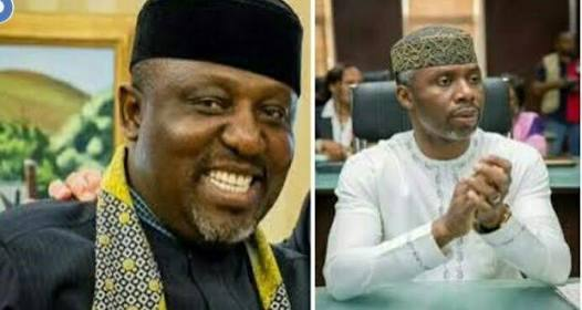 Okorocha's Son-in-law: Imo Speaker, 18 Lawmakers Decamp & Join Him in AA