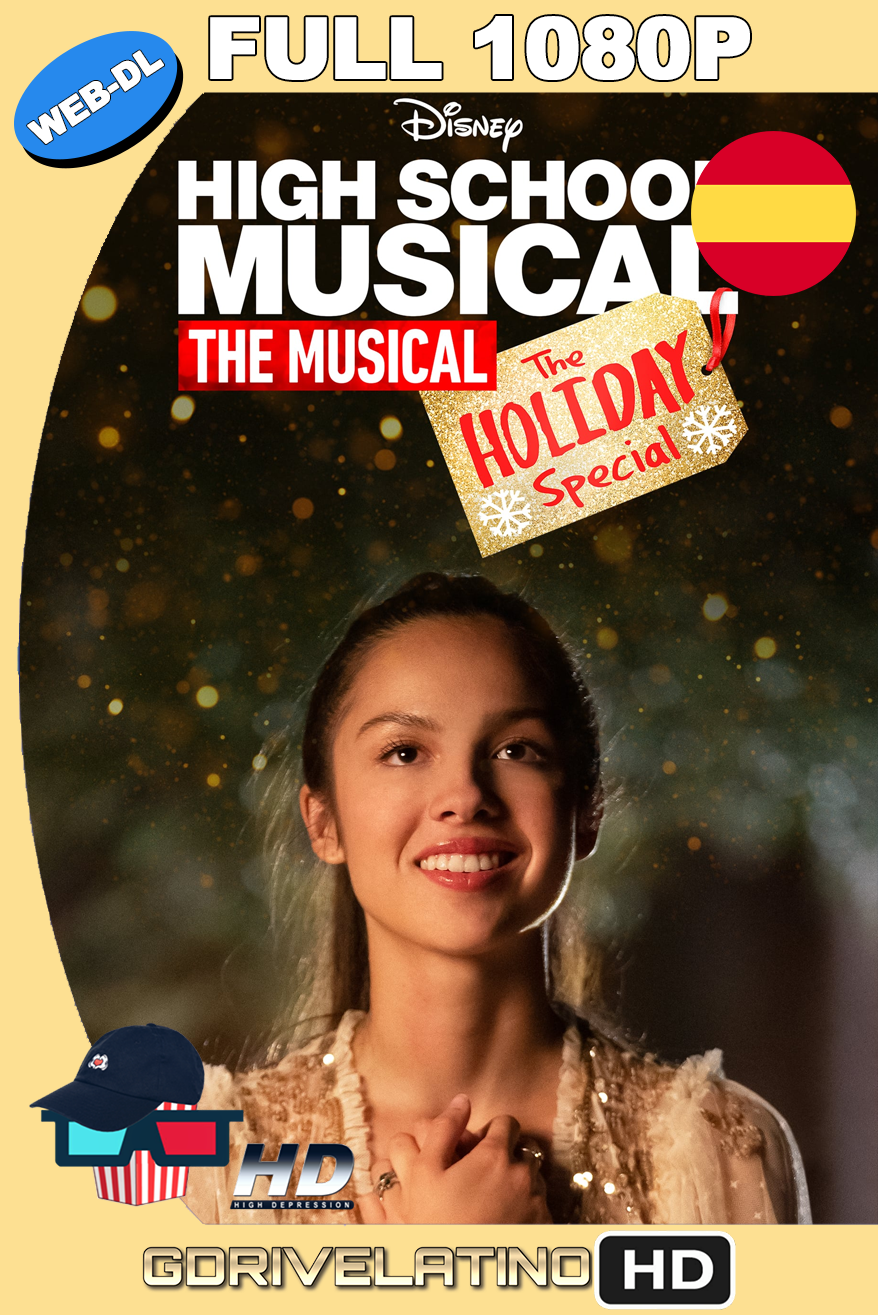 High School Musical: The Musical: The Holiday Special (2020) DSNY+ WEB-DL FULL 1080p Castellano-Ingles MKV