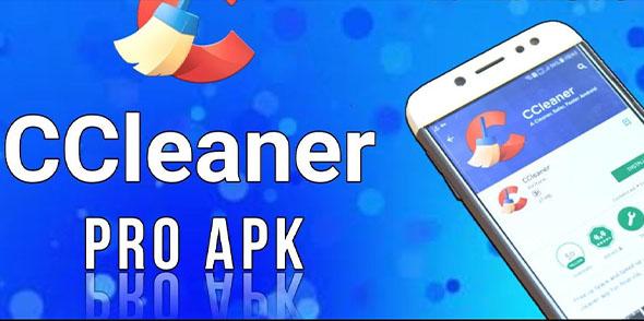 تحميل تطبيق CCleaner Pro APK