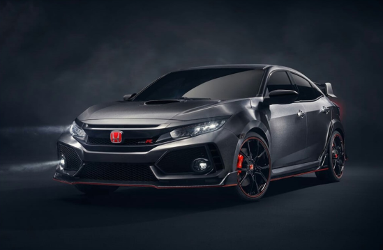 2020 Honda Civic redesign