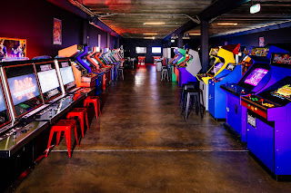 1UP Video Game Arcade Brisbane