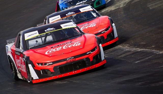 RUBÉN PARDO TERMINA EN SEXTA POSICIÓN  LA PRIMERA CARRERA PUNTUABLE DE NASCAR PEAK MEXICO SERIES.