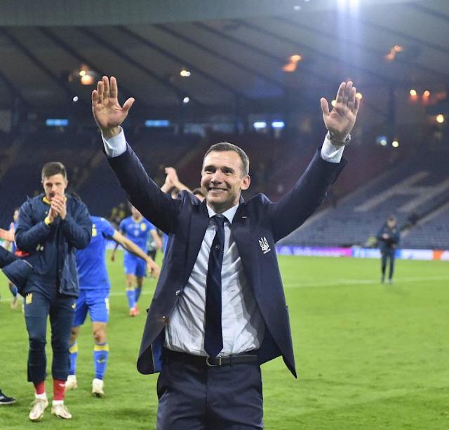"""Σεβτσένκο: """"Ευχαριστώ τους Ιταλούς οπαδούς της Μίλαν για την υποστήριξη"""""""
